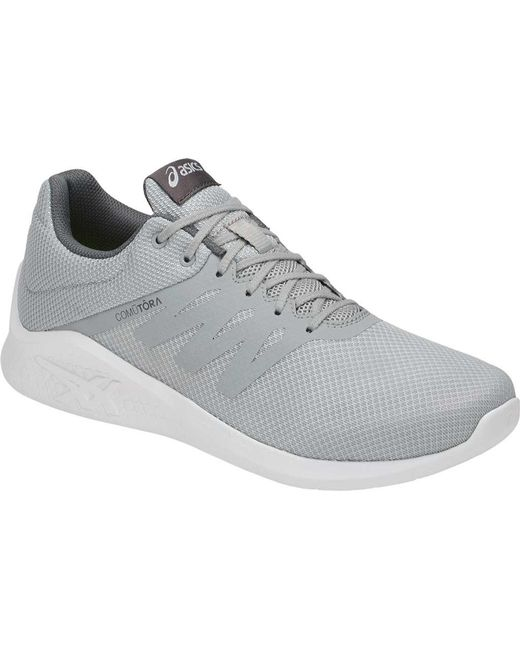 6711b8c76d8c Asics - Gray Comutora Running Shoe for Men - Lyst ...