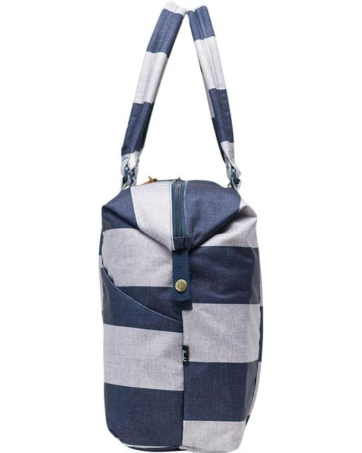 db5d9c6a56e8 Blue Strand Duffel - Lyst Herschel Supply Co. - Blue Strand Duffel - Lyst  ...
