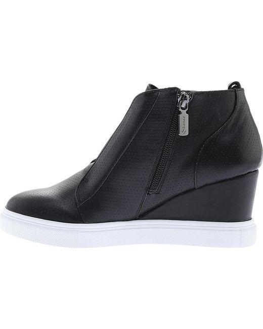 Blondo Waterproof Gatsby Wedge Sneakers LzQsUAEqi
