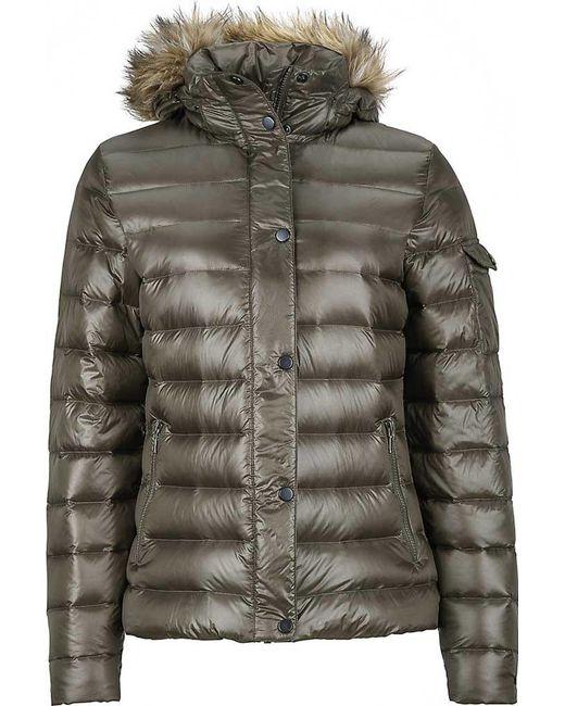 Marmot - Green Hailey Jacket - Lyst