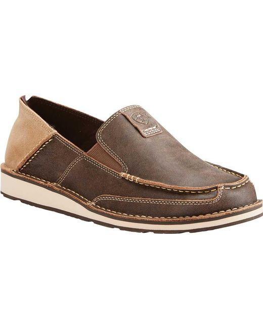 Cruiser Leather Slip-Ons Pvg0pslp