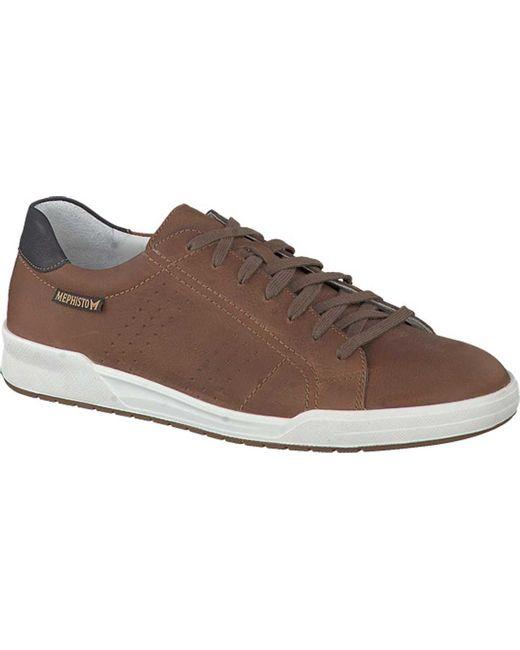 Mephisto Rufo Sneaker(Men's) -Hazelnut/Navy Brooklyn Leather Release Dates Online se3ioR6