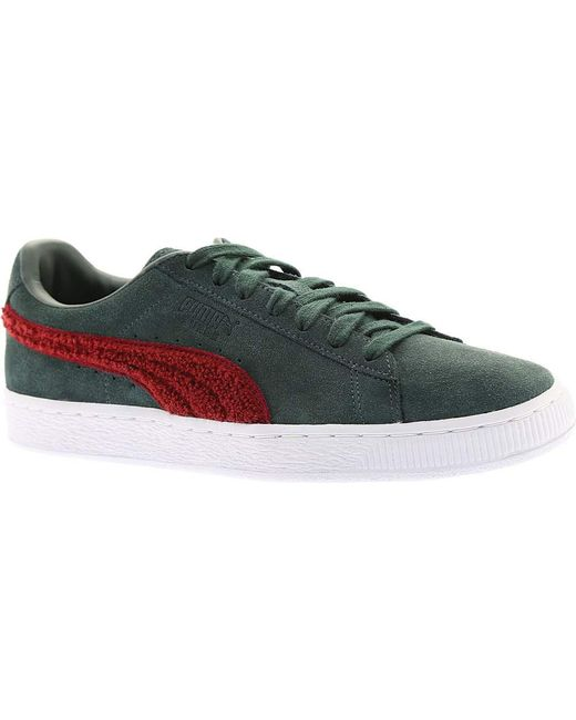 PUMASuede Classic Terry Orb7g2P