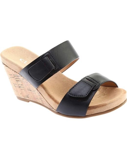 Chinese Laundry CL Team Player Wedge Sandal (Women's) ovg2E