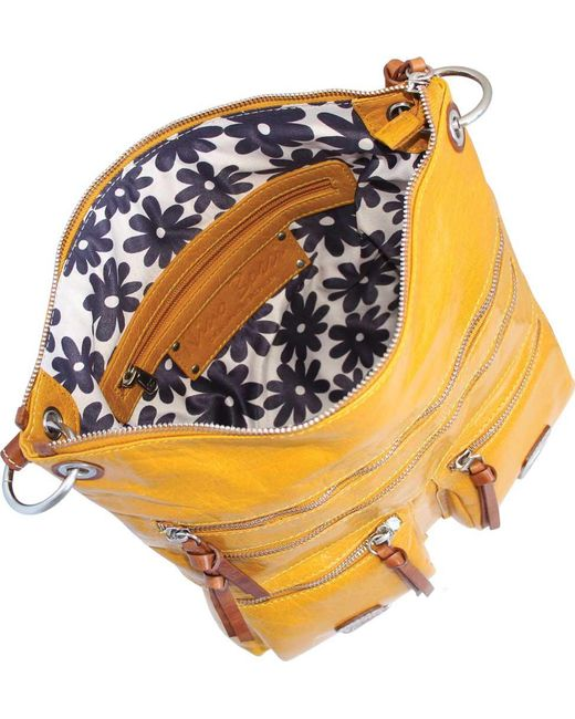 6f2c6c320ccd ... Nino Bossi - Multicolor Ruthie Leather Crossbody Bag - Lyst ...