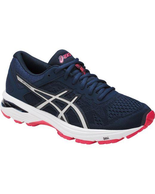 Asics - Blue Gt-1000 6 Running Shoe - Lyst