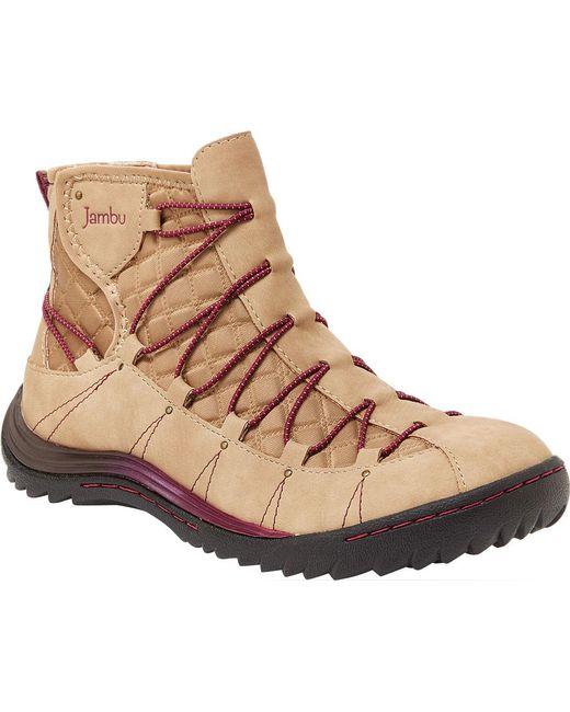 Jambu - Brown Spirit Vegan Ankle Boot - Lyst