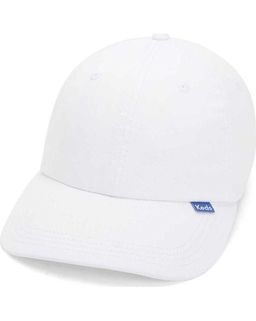 Keds - White Core Classic Twill Cap - Lyst
