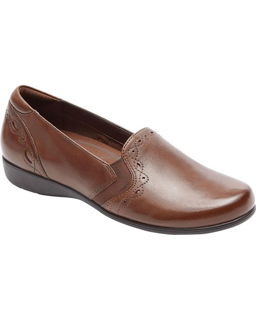 e558fe937d9 Aravon - Brown Adalyn-ar Slip-on for Men - Lyst ...