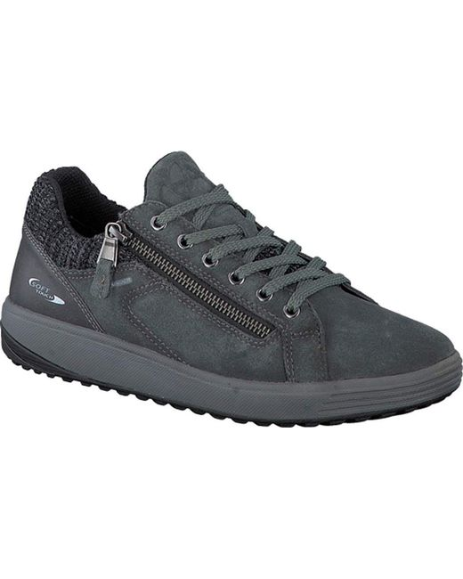 Allrounder By Mephisto - Gray Madrigal Sneaker - Lyst