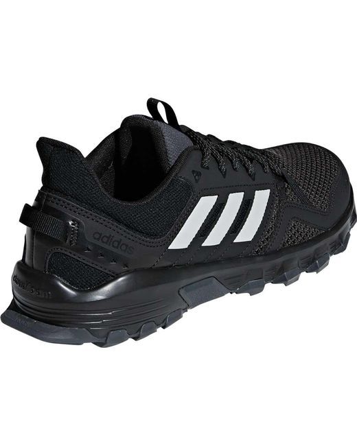 2d2b3d209 ... Adidas - Gray Rockadia Trail Running Shoe for Men - Lyst ...