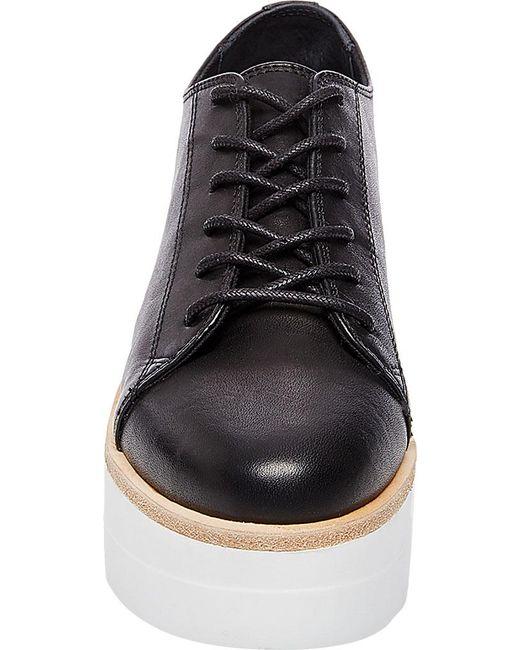 6aed4466886 Lyst - Steve Madden Kimber Platform Sneaker in Black - Save 65%