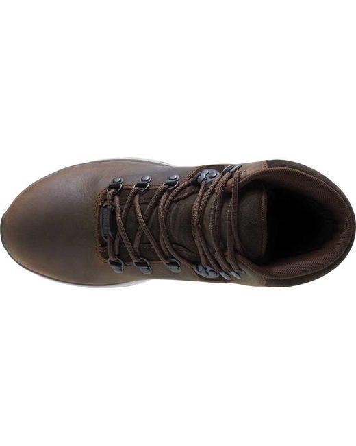 f39f4ca6fdb Lyst - Wolverine Bodi Waterproof Soft Toe Work Boot in Brown for Men ...