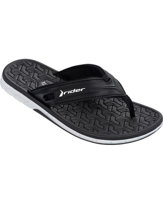 4a6c45cb2 Lyst - Rider Next Ii Thong Sandal in Black for Men