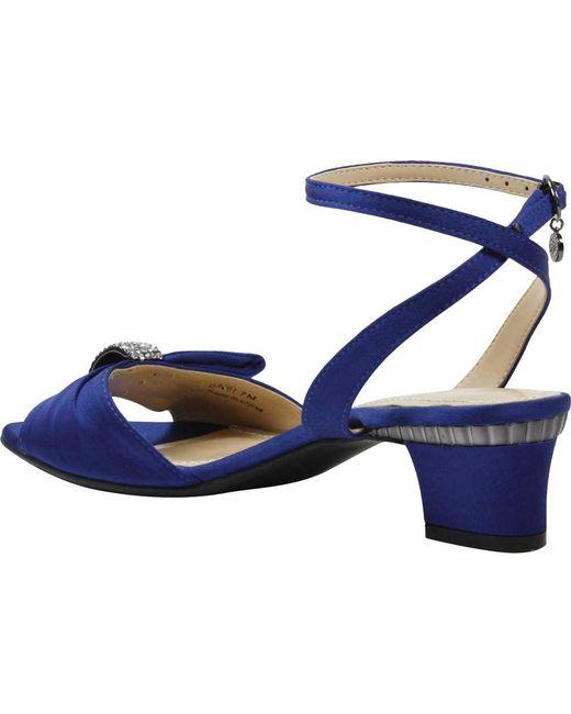 J. Renee Davet Ankle Strap Sandal (Women's) k8z7FZXW
