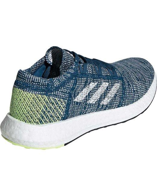 a2a1e0160 ... Adidas - Blue Pureboost Go Running Shoe for Men - Lyst ...