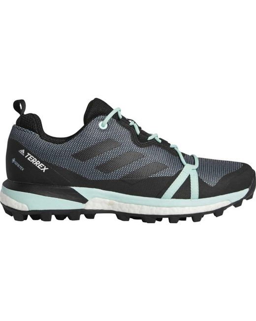 e44df30479295 ... Adidas - Black Terrex Skychaser Trail Running Shoe - Lyst ...