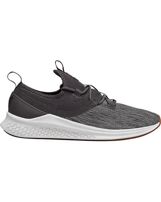 New Balance - Black Fresh Foam Lazr V1 Running Shoe for Men - Lyst