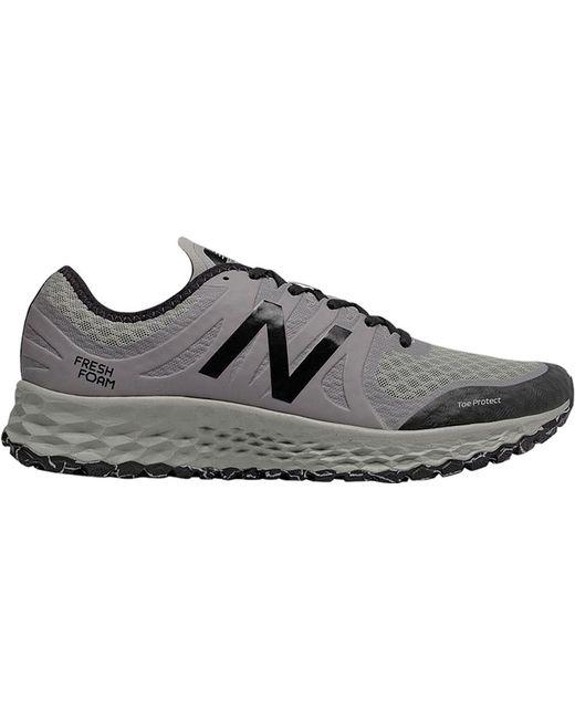 New Balance - Gray Fresh Foam Kaymin Trail Running Shoe for Men - Lyst