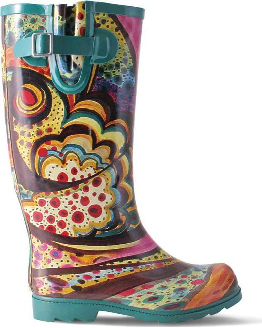 Nomad - Multicolor Puddles Boot - Lyst