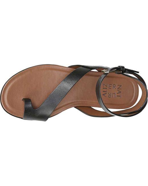 bbec837e6f3 Women's Black Tally Flat Sandal
