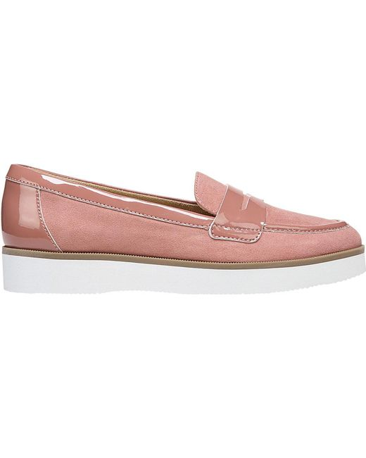 c13ad709572 ... Naturalizer - Pink Zoren Penny Loafer - Lyst ...