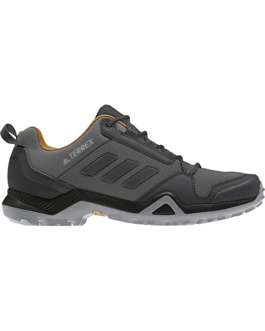 the latest 4450f cdfe5 Adidas - Gray Terrex Ax3 Hiking Shoe for Men - Lyst ...