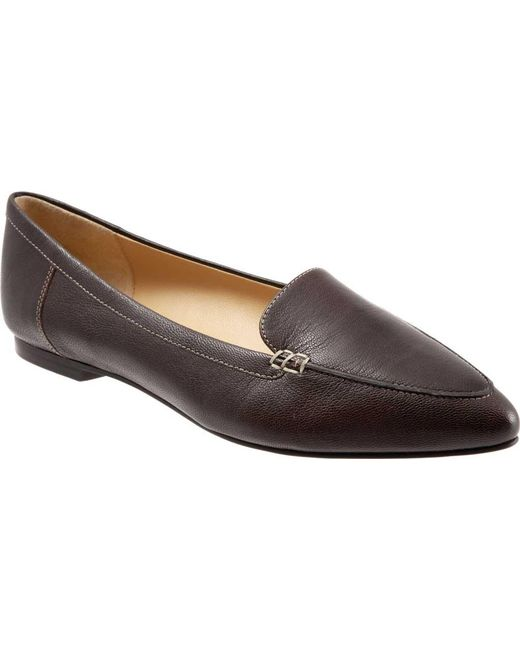 84c316a7b633 Trotters - Brown Ember Loafer - Lyst ...