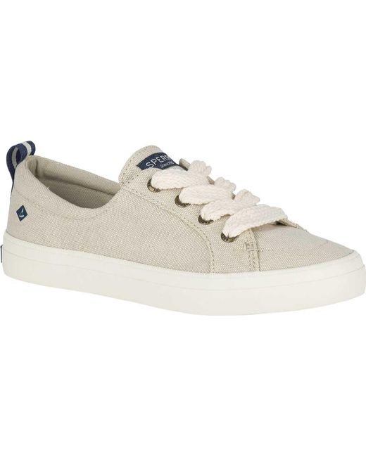 Sperry Top-Sider Crest Vibe Chubby Lace Sneaker (Women's) mpDV5tIuI