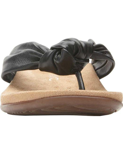 d06348e6f Lyst - Vionic Pippa (black) Women s Sandals in Black - Save 23%
