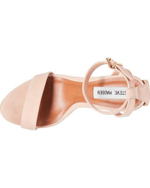 18ff36ea92d ... Steve Madden - Multicolor Lacey Dress Sandals - Lyst ...