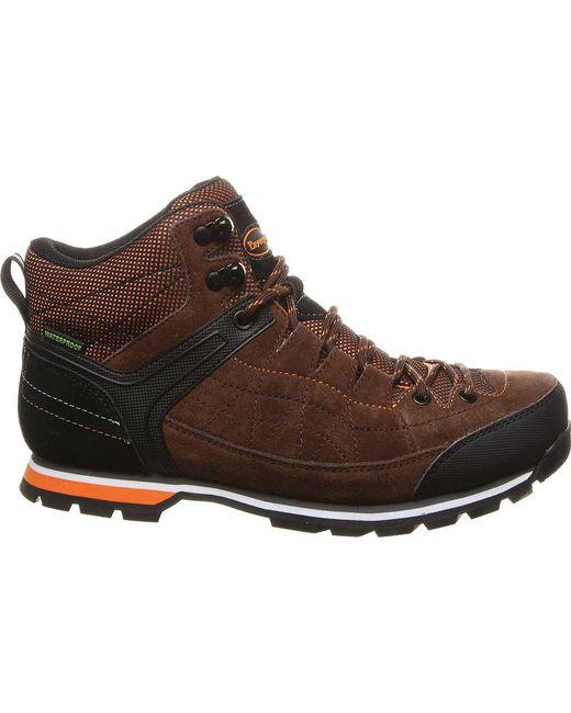 5f096529123 Lyst - BEARPAW Yosemite Solids Waterproof Hiking Boot in Brown for Men