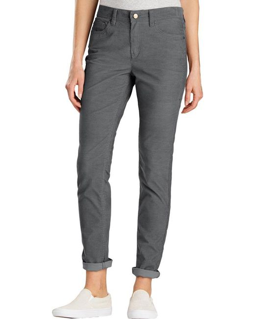 Toad&Co - Multicolor Sybil Slim Cord Pant - Lyst