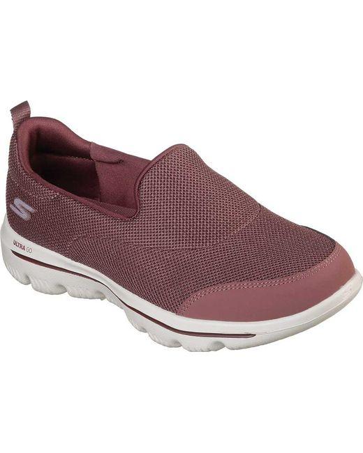 Skechers - Purple Gowalk Evolution Ultra Reach Slip-on Shoe - Lyst