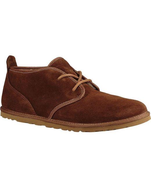 Ugg - Brown Maksim Chukka Boot for Men - Lyst