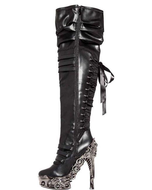Hades Lokie Thigh High Boot (Women's) hDLNdZWS4u