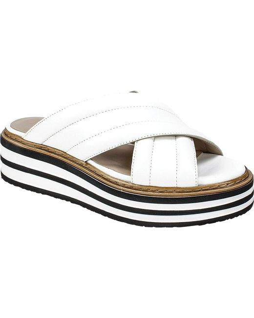 Summit White Mountain Lowell Flatform Slide (Women's) w9LRuxfci