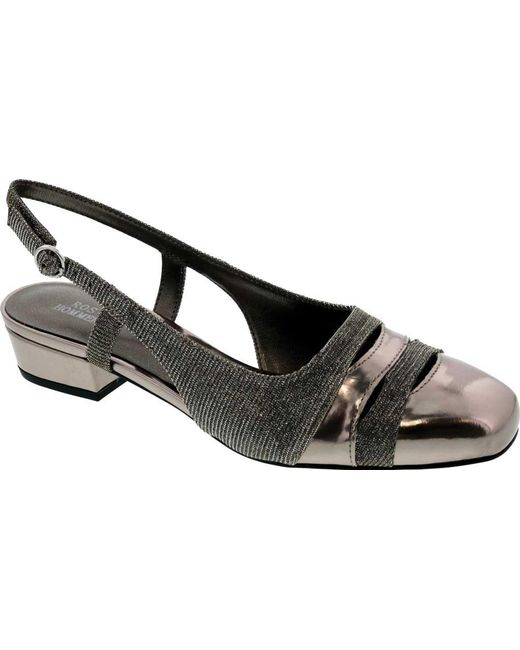 Ros Hommerson - Metallic Tempt Slingback - Lyst