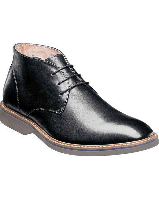 Florsheim - Black Union Plain Toe Chukka Boot for Men - Lyst