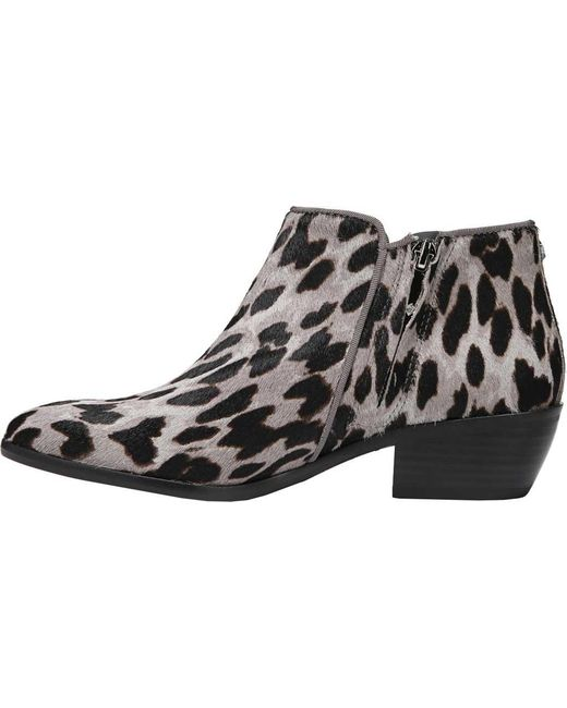 67746d5c579fa Lyst - Sam Edelman Petty Ankle Boot in Gray - Save 30%