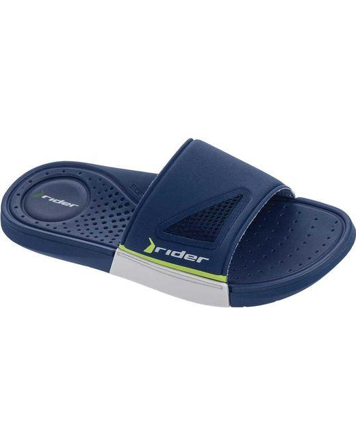 Rider - Blue Infinity Plus Slide Sandal for Men - Lyst