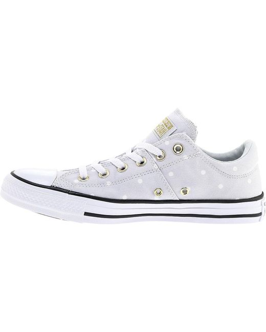 4584a1b4dae4 ... Converse - White Chuck Taylor All Star Madison Low - Lyst ...