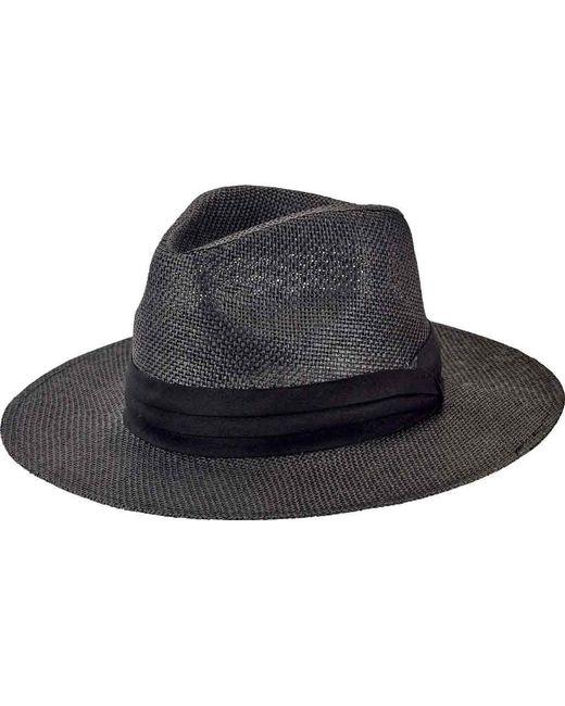 San Diego Hat Company - Black Woven 3