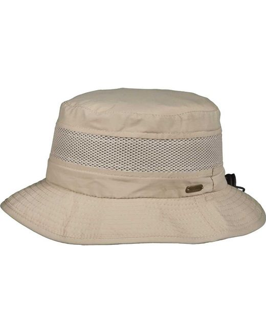 Stetson - Natural Stc199 Bucket Hat for Men - Lyst ... 16ba44f59ef