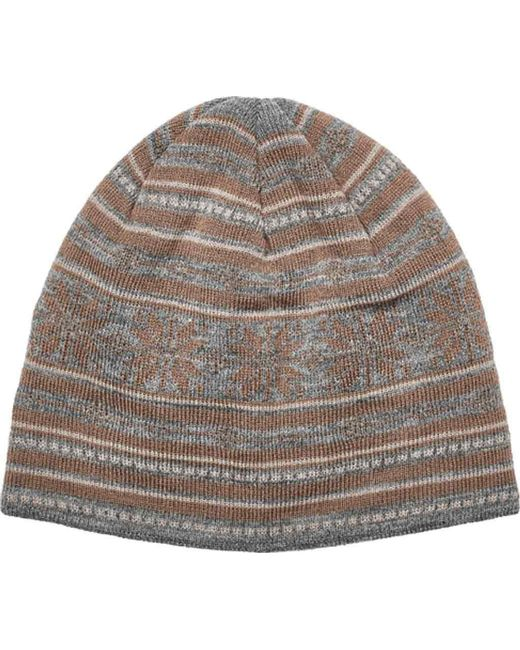 San Diego Hat Company - Brown Mixed Color Knit Beanie Knh3501 - Lyst