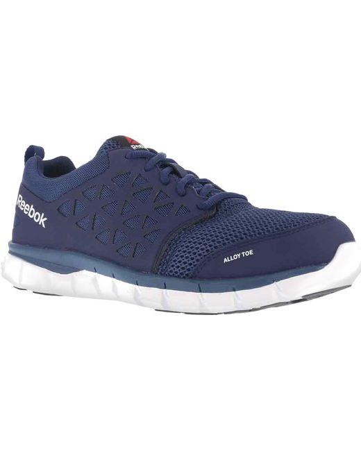 Reebok - Blue Sublite Cushion Rb4043 Work Shoe for Men - Lyst