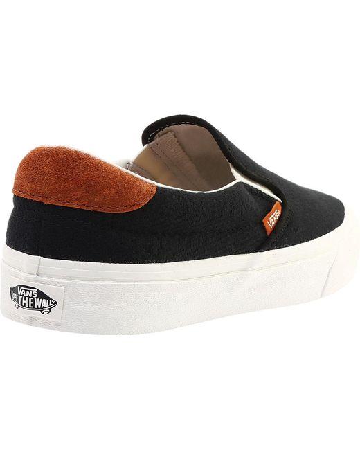 494d14999ce172 Lyst - Vans Slip-on 59 in Black - Save 13%