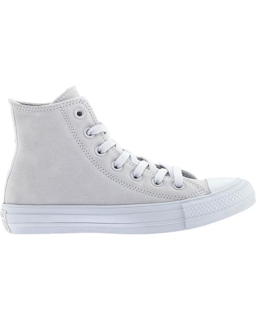 8ac3392646c7 ... Converse - Multicolor Chuck Taylor All Star Plush Suede Ox Sneaker -  Lyst ...