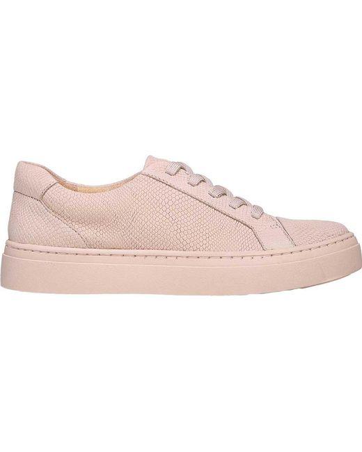 65818d42d017 Lyst - Naturalizer Cairo Platform Sneaker in Pink - Save 17%