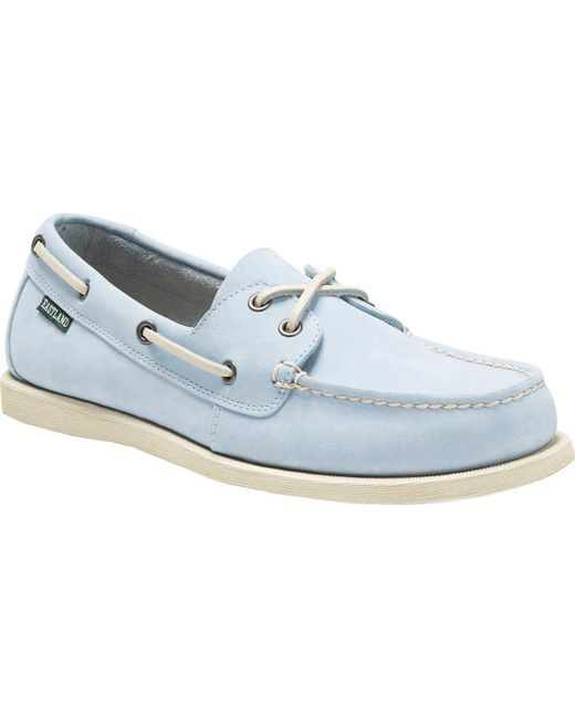 EastlandSEAQUEST - Boat shoes - light blue bp0jXEJ